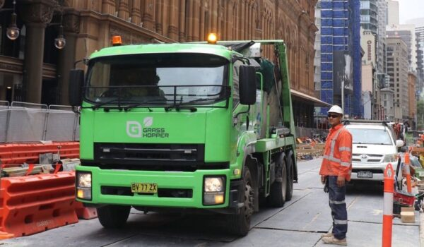 Why Choose Grasshopper for Your Waste Management Needs